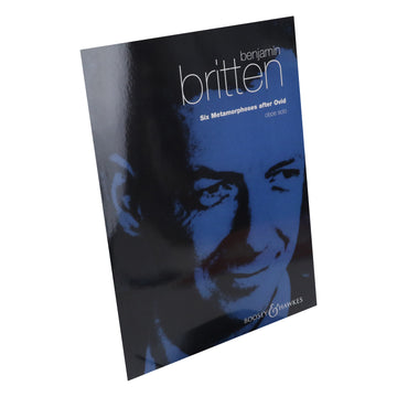Britten - Six Metamorphoses After Ovid