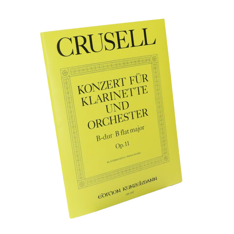 Crusell- Concerto for Clarinet and Orchestra