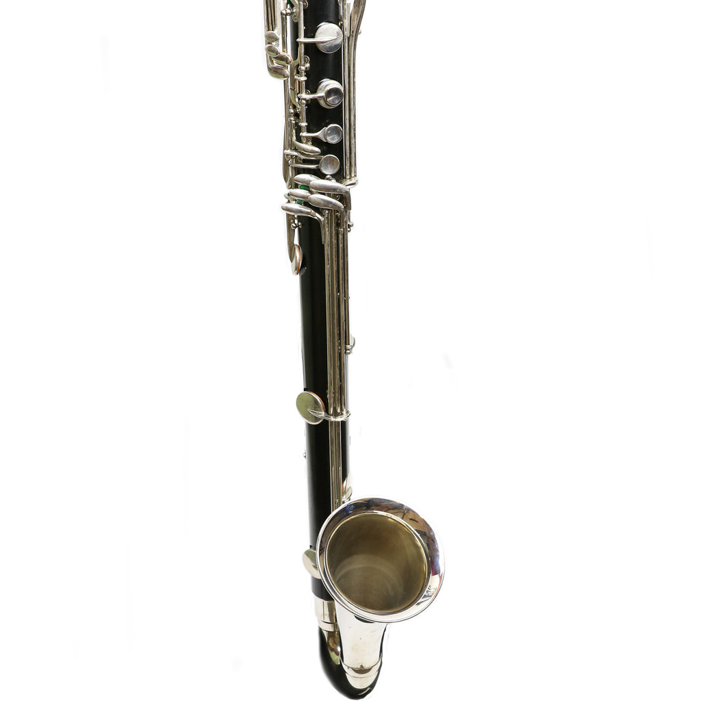 Used Selmer Bundy EE♭ Contra Alto Clarinet, plastic body, #4908