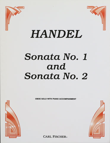 Handel, G. F. - Sonata No. 1 and Sonata No. 2