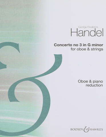 Handel, G. F. - Concerto No. 3 in G minor