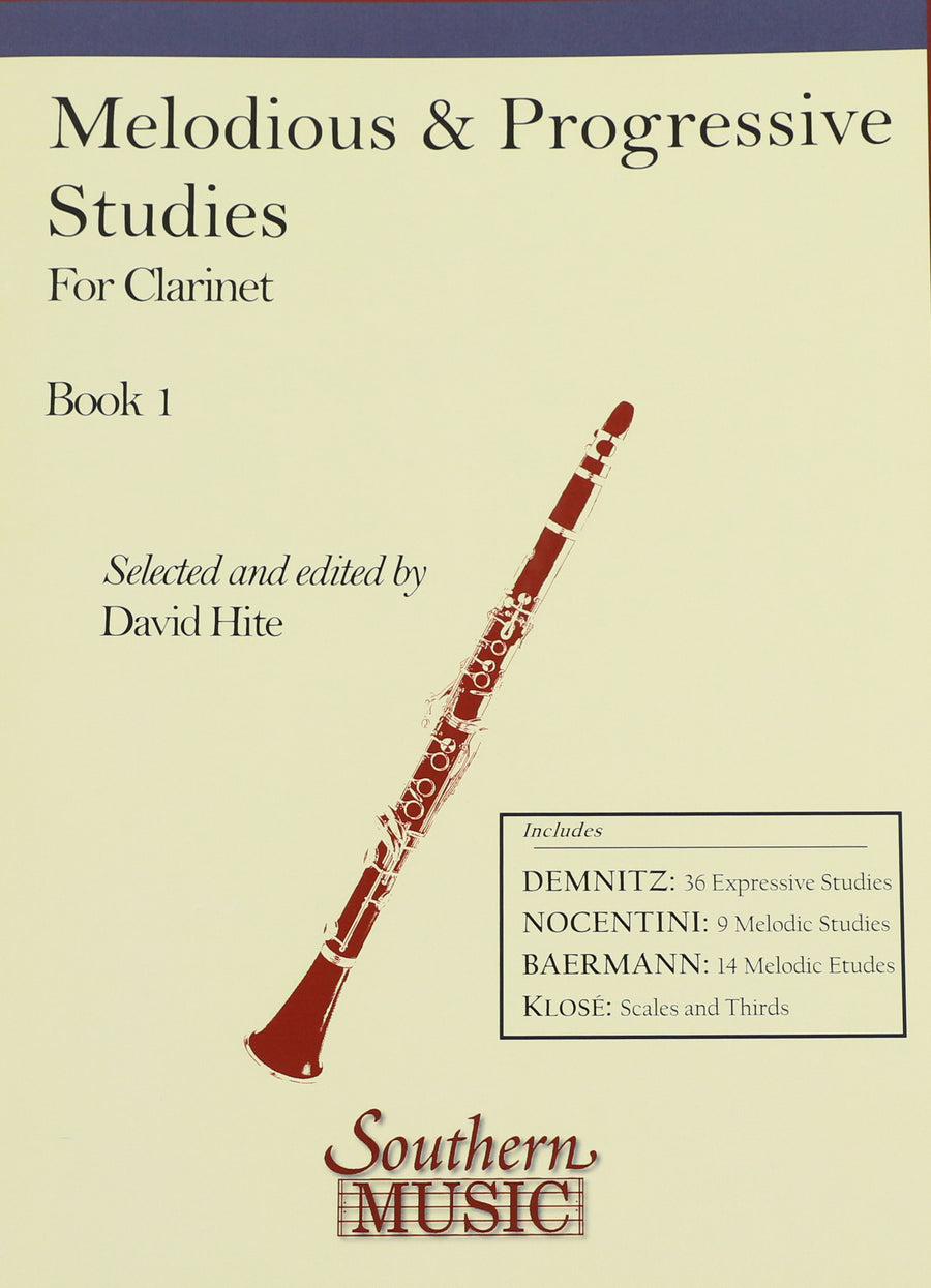 Hite, David - Melodious & Progressive Studies Book 1