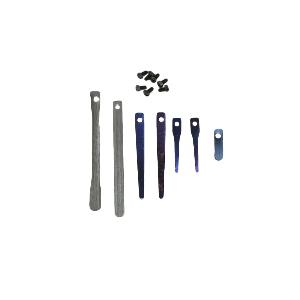 Lorée Flat Spring Set with Screws