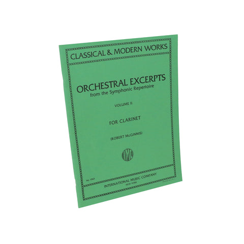 McGinnis - Orchestral Excerpts, Vol. 2