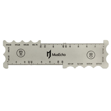 Precision Gauge Ruler