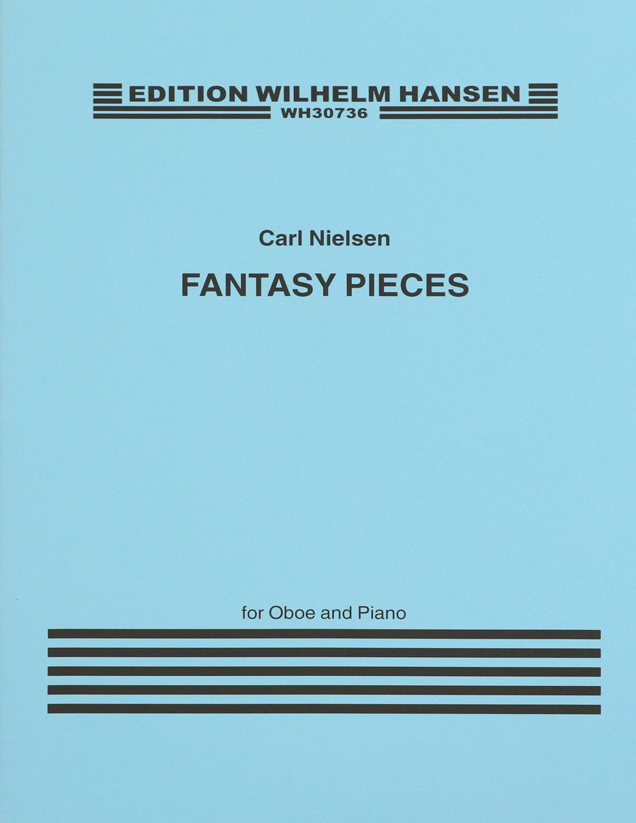 Nielsen, Carl - Fantasy Pieces