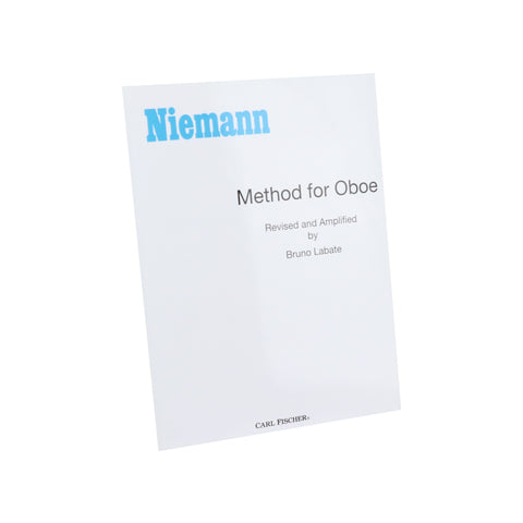 Niemann - Method for Oboe