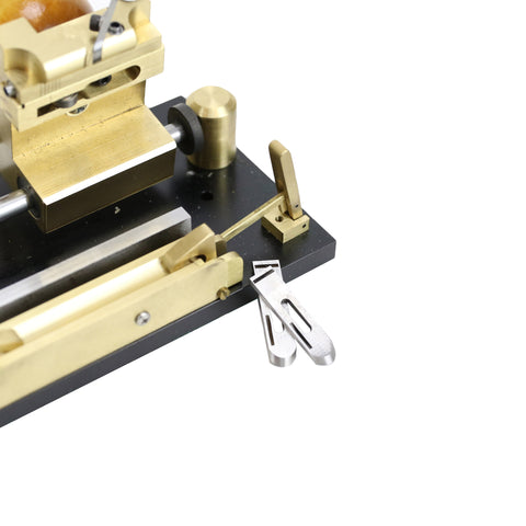 Oboe D'Amour Gouging Machine Blade Sharpening Service