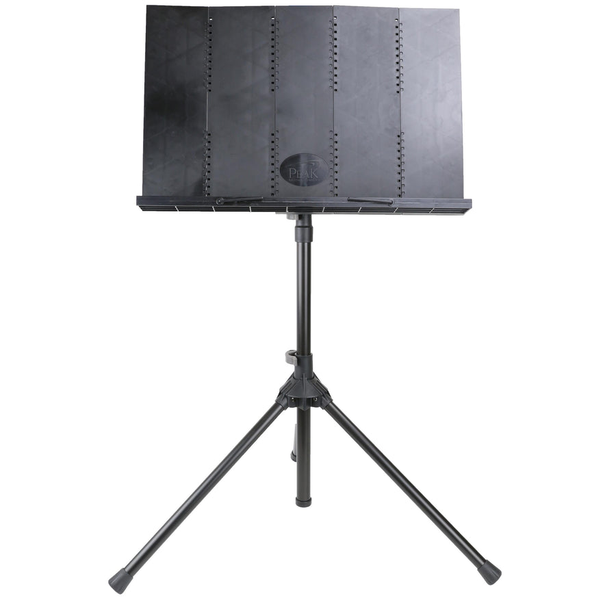 PEAK Collapsible Flat Back Music Stand