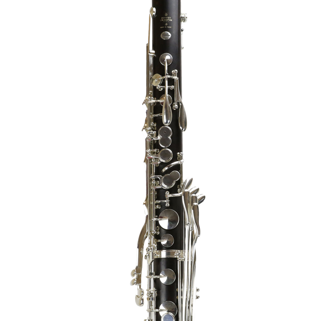 Buffet Prestige Bass Clarinet to Low C