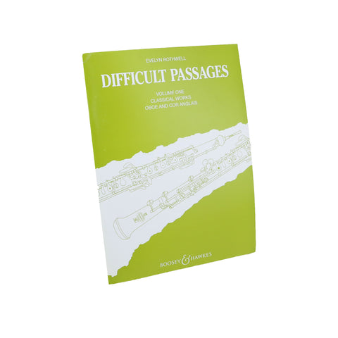 Rothwell - Difficult Passages, Vol. 1