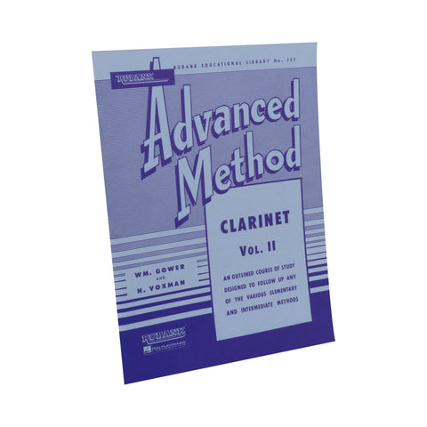 Rubank - Advanced Method for Clarinet Volume II