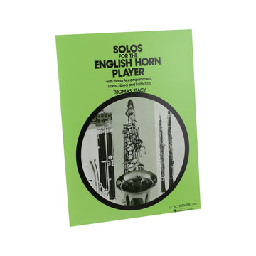 Thomas Stacy - Solos for the English Horn Player