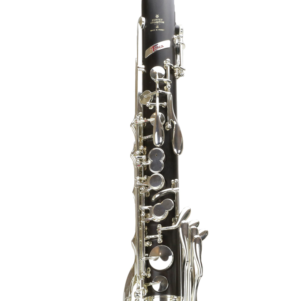 Buffet Tosca Bass Clarinet to Low C – RDG Woodwinds