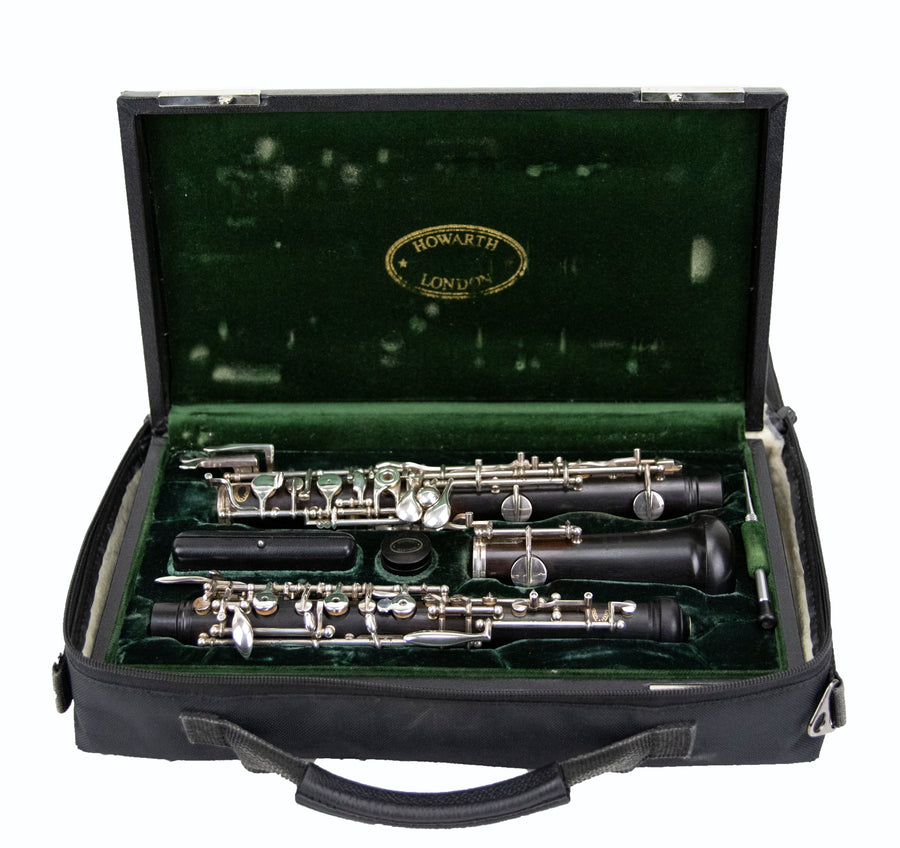 Used Howarth Oboe Model XL #6895