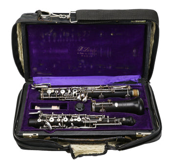 Used Lorée Oboe Model CR+3