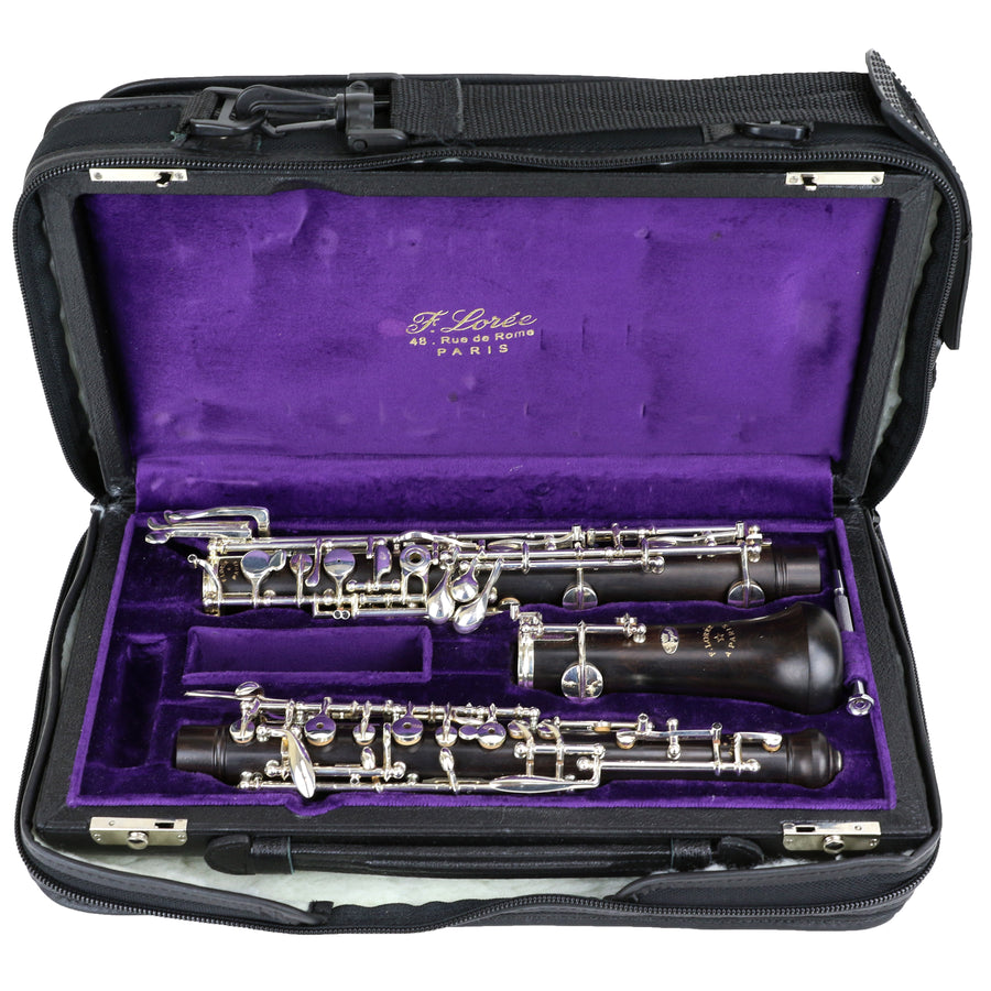 Used Lorée Oboe Model cR+3 #UW21