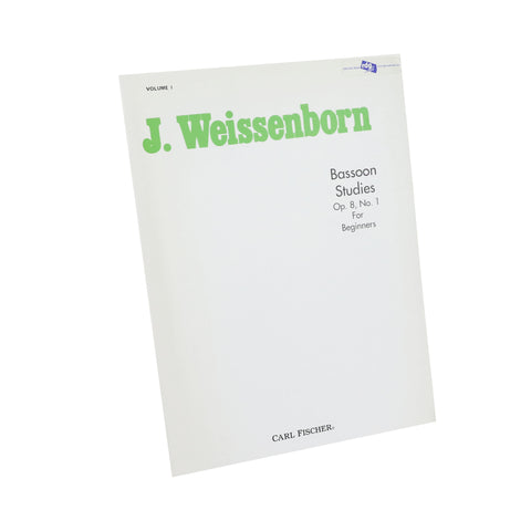 Weissenborn - Bassoon Studies, Op. 8, No. 1