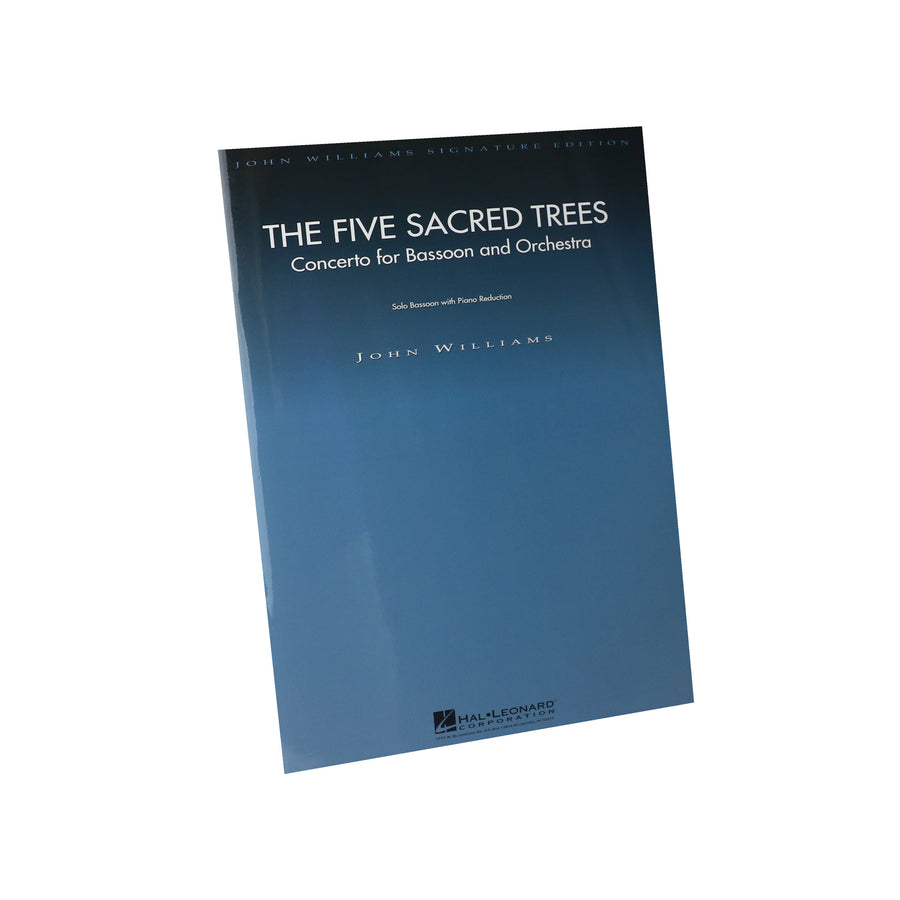 Williams, John - The Five Sacred Trees