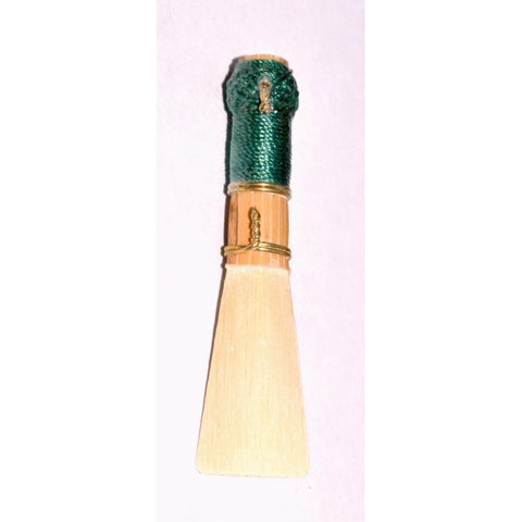 Green Bassoon Reed