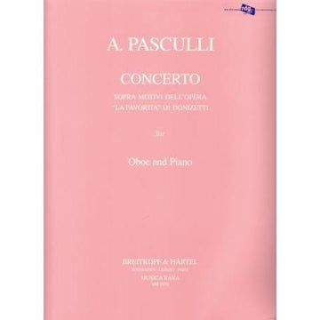Pasculli - Concerto on themes from