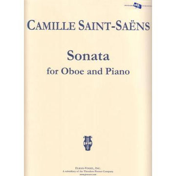 Saint-Saens - Sonata for Oboe and Piano