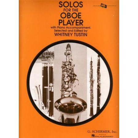 Tustin - Solos for the Oboe Player