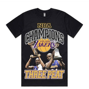 "Lakers ""THREEPEAT"""