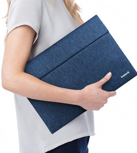 Inateck 12.9-13インチMacBook Air/Pro/Surface Pro/ iPad pro ラップトップスリーブ LC1303, blue