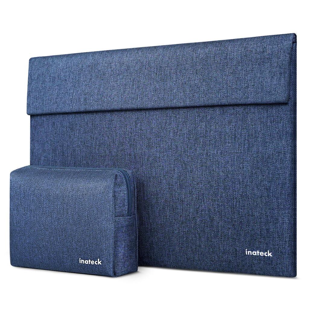 Inateck 16インチ MacBook Pro/ MacBook Pro Retina ラップトップスリーブ LC1503,blue