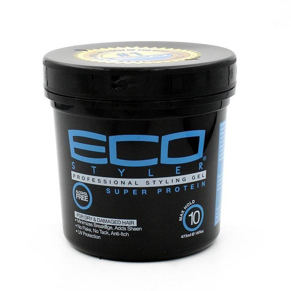 ECO SILVER Gel super protéine