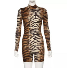 Load image into Gallery viewer, Tiger Jumpsuit