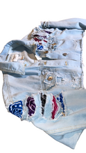 Load image into Gallery viewer, Bandana Cropped Jacket
