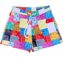 Load image into Gallery viewer, DA BANDANA SHORTS