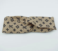 Load image into Gallery viewer, LV Inspired Headbandz