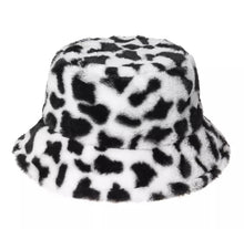 Load image into Gallery viewer, Printed Winter Bucket Hats
