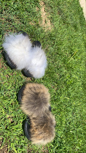 Da Fluffy Fur Slides