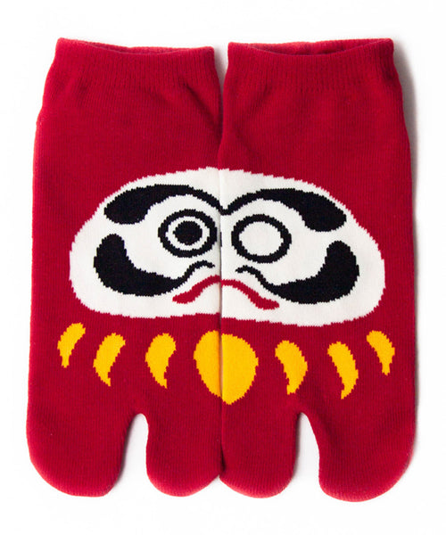 Daruma Tabi Socks / High Quality Japanese Socks