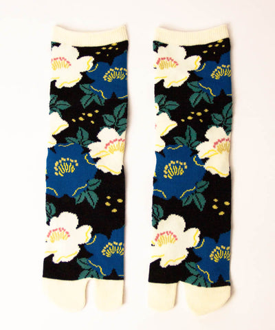 Nobara Tabi Socks / High Quality Multiflora Rose Japanese Socks