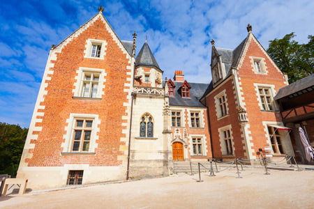 Clos Luce mansion in Amboise