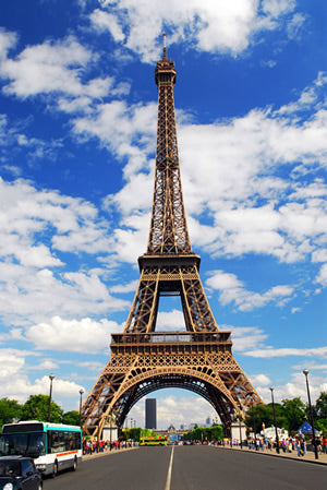 Eiffel Tower - Private Paris tours