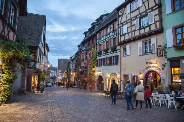 Alsace Day Tour From Paris