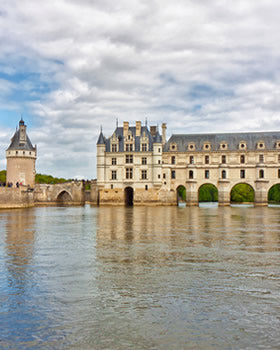 Loire Valley 5-day Bike Tour From Paris