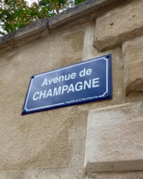 Epernay Champagne Day Tour from Paris