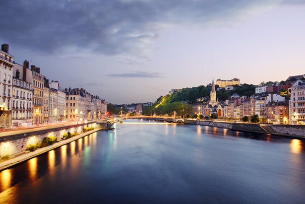 Visit Lyon in One Day from Paris