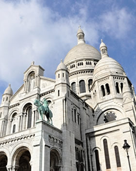 Right Bank and Montmartre Tour