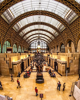 Private Musee D'Orsay Tour