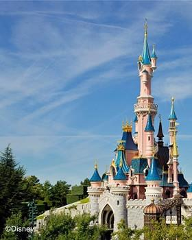 Paris Tours & Activities - Disneyland® Paris By Rail