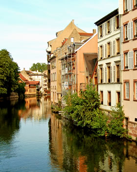 Strasbourg Day Tour from Paris