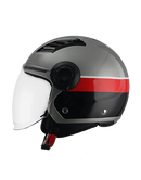 Casco Demi jet 804 TOP Strange